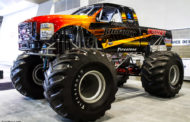 The Bigfoot Electric Monster Truck...