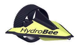 The Hydrobee: USB Power from Nature...