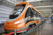Hydrogen-Powered Tram Developed in China...