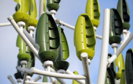 Tree Shaped Wind Turbines to be Installed in Paris...
