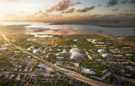 Google Biodome: New Headquarters to Blend with Environment...