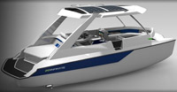 Infinyte I4: A Purely Electric Catamaran Cruiser...
