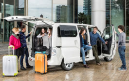 Nissan Launches 7-seater Electric Minivan...