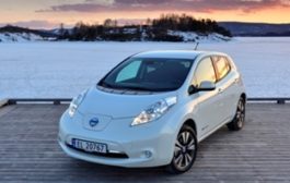 Nissan LEAF confirmed as UK's fastest growing small family c...