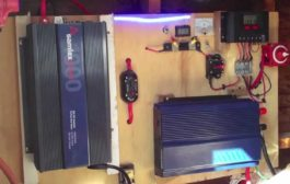 Solar Power System Harbor Freight Panels...