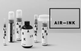 Air-Ink: World's first ink made from air pollution goes on s...