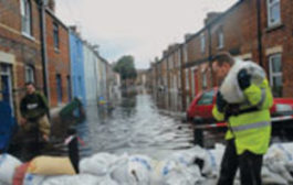 Rush to build new homes will increase flooding, experts warn...