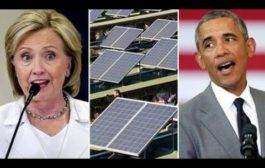 Hillary Clinton doubles down on Obama's green energy agenda...