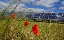Record amounts of green energy added to global grid in 2016...