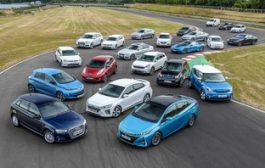 100 UK firms promise electric fleets by 2020...