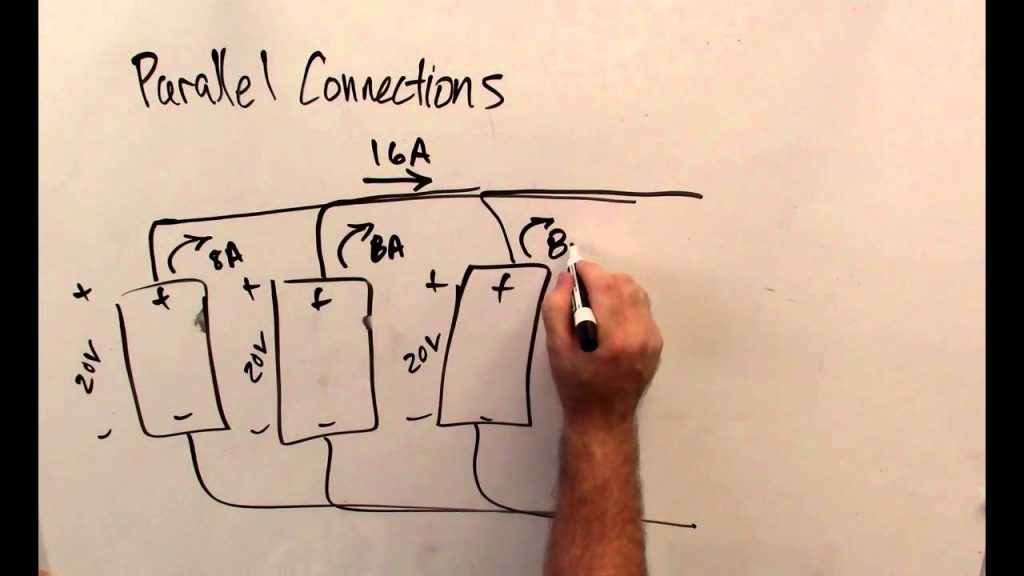 Part 3 3 Connecting Solar Panels In Series Vs Parallel
