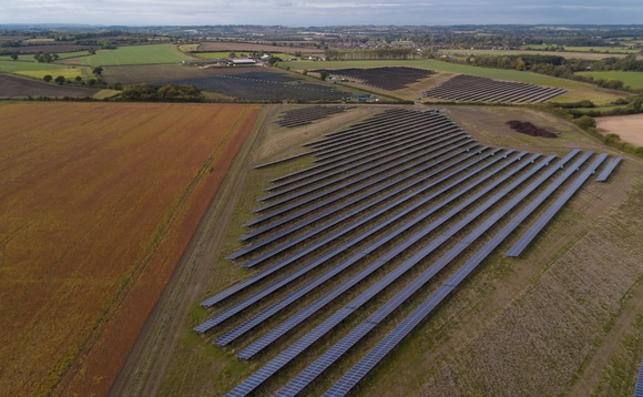 How Anesco delivered the UK's first subsidy-free solar farm...