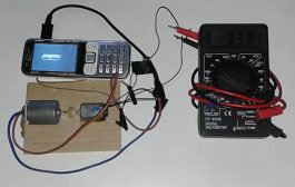How to Make a Free Energy from old phone...