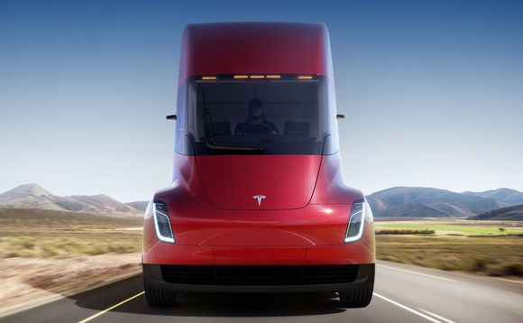 Tesla sets sights on freight emissions with new electric truck...