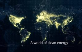 A world of clean energy...