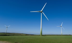 Fears for future of UK onshore wind power despite record growth...