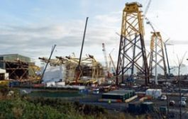 Scottish engineering yards set to close once windfarm work ends...