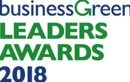 BusinessGreen Leaders' Awards 2018: Last chance to enter...