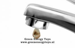 Clean Water Science 4M Green Energy Toys...
