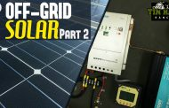 DIY Off Grid Solar Power How To Understand, Choose, and Size Batt...