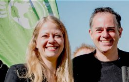 Jonathan Bartley and Sian Berry named as new Green Party co-leade...
