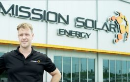 Mission Solar Energy Quality Solar Modules...