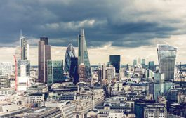 London slips to third place in green finance rankings...