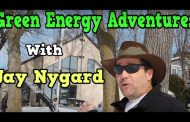Green Energy Adventures with the Turbine Guy...