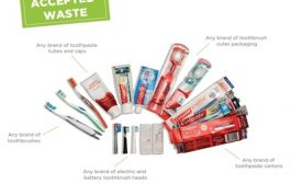 Money for old toothbrushes? Colgate announces recycling programme...