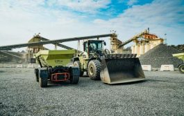 Could this be the world's first ultra-low emission quarry?...