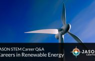 Careers in Renewable Energy: JASON STEM Career Q&A (10:30am progr...