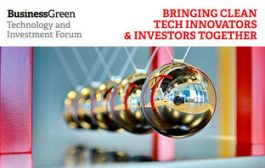 BusinessGreen Technology and Investment Forum: Preview...