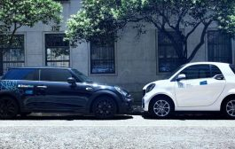 BMW and Daimler join forces for €1bn urban mobility plan...