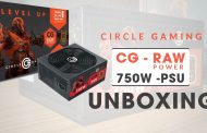 Best PSU for entry Level Gamers  INDIA   Circle Raw Power 750W Mo...
