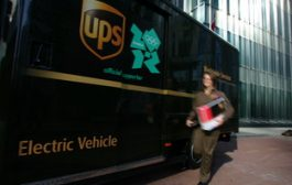 UPS to buy huge amount of renewable natural gas to power its truc...