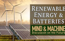 Renewable Energy, Batteries and the Future of Power with Duwayno ...