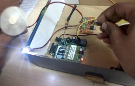 BE Final Year 2015 etrx project - intelligent energy saving syste...