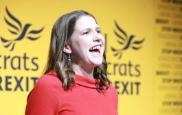 Jo Swinson promises 'Wellbeing Budget' to tackle climat...