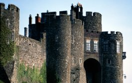 Roman ruins, Saxon forts, and medieval castles all face destructi...
