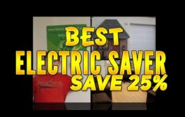 Best Electricity Saver (It actually works!) Save 25%!...