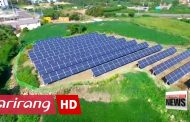 Solar farming is growing as option for producing renewable energy...