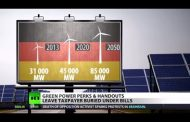 Power is Money: Green energy costs EU taxpayers a bundle, prompts...