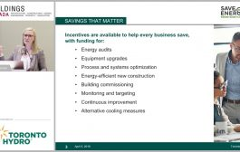 Ontario's Energy-Saving Programs: Success Stories from the Commer...