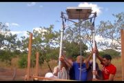 How do engineers help people and society: Solar power project...