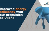 Improved energy efficiency with Wärtsilä propulsion solutions | W...