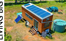 Amazing Off-The-Grid Tiny House Has Absolutely Everything!...