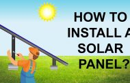 How to install solar panels at home?...