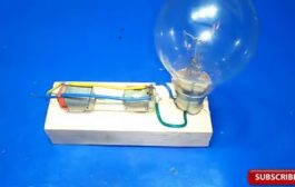 How to Make Free energy generator 220v from 12v dc motor by piezo...
