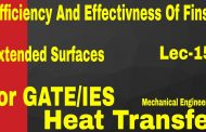 Efficiency And Effectivness Of Fins || Heat Transfer || Lec(15) F...