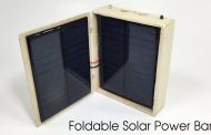 How to make a SOLAR POWER BANK Charger for mobile (Dual USB 5V 1A...